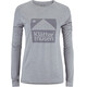 Klättermusen W's Eir LS Shirt Grey Melange